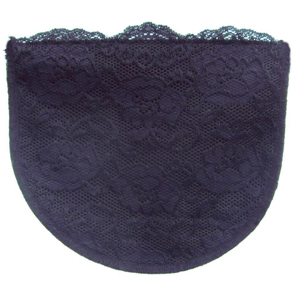 Black Lace Modesty Panel