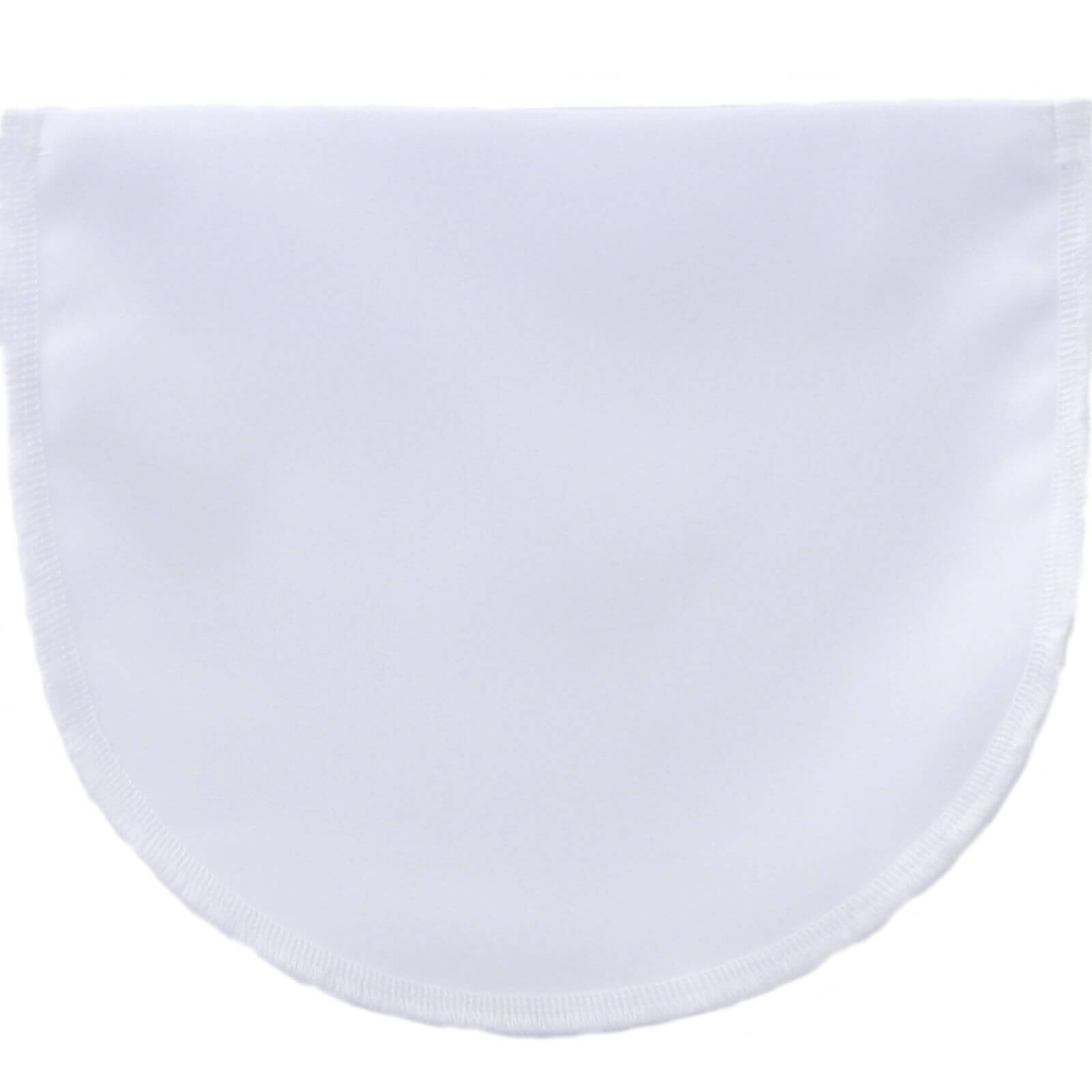 White Bra Pocket